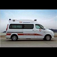 北京租一次救护车多少钱,北京120转运