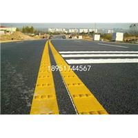 南京道路划线热熔振荡标线道路划线