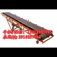移动装车输送机  砂石带式输送机型号