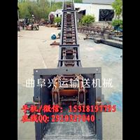 黑龙江重型刮板输送机 煤渣链式刮板机