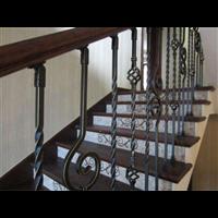 駐馬店鐵藝樓梯扶手