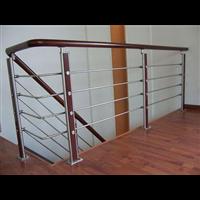 駐馬店拉絲樓梯扶手的好處