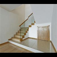 駐馬店玻璃樓梯扶手