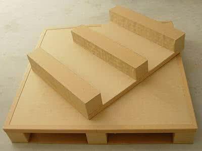供应纸卡板价格、广东东莞纸卡板批发