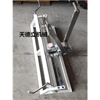 KJ1000型输送带强力钉扣机皮带钉扣机