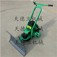 CFJ手扶充电式铲粪机电动履带式铲粪机养殖场用清粪机