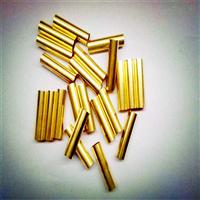 H65黄铜毛细管新万博足球H62黄铜管切割