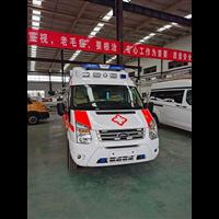济南救护车出租