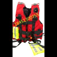 防汛救援专用救生衣 水域救援大浮力马甲