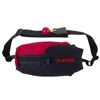NRS水域救援抛绳包 腰包式带PFD抛投包 内置绳包