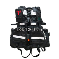 水域救援大浮力救生衣 带PFD装置救生马甲