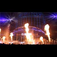 舞台火焰灯
