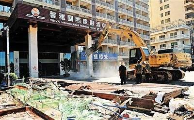�U城房屋拆除,�U城拆除公司