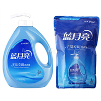 �{月亮深�印���糇o理洗衣液(自然清香)1kg