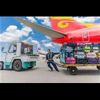 杭州机场空运