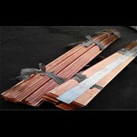 进口C1221纯铜排T3易焊接紫铜排厂家