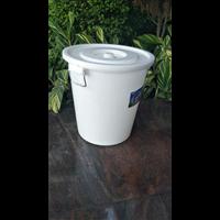 佛山喬豐塑膠90升加厚大白桶廠家直銷批發價格 470*550mm