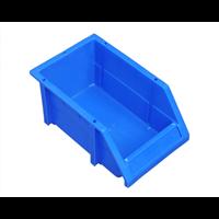 佛山乔丰塑胶3#斜口零件盒 配插销柱子