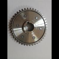 精石粉末冶金摩托车平衡从动齿轮盘