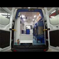 上海宝山区120救护车出租
