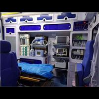 湖北十堰救护车出租中心租赁服务