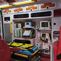 泉州120救护车出租专业转运公司