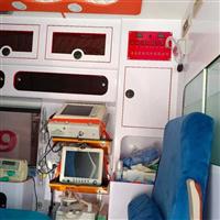 徐州病人出院救护车