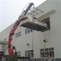 信阳大件搬运、吊车的结构是什么?