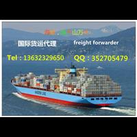 广东国际海运线路@深圳到亚松森国际海运专线多久能到