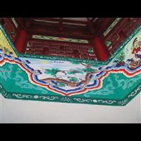 古建筑油漆彩繪工程
