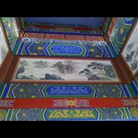 專業古建筑油漆彩繪