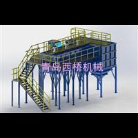 供應一體式污水處理設備磁加載技術應用@青島西橋機械有限公司