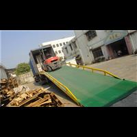 中山叉车上货平台-集装箱装柜平台