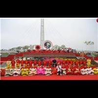 南宁醒狮表演 | 广西梁氏兄弟关圣宫龙狮团