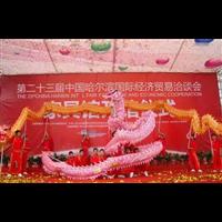 南宁竣工仪式醒狮表演 | 广西梁氏兄弟关圣宫龙狮团