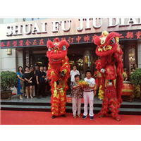 广西醒狮团队|广西舞龙舞狮队