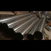长沙金属通风管安装_长沙降温通风管道工程施工
