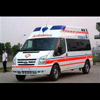 福州哪里有救护车出租