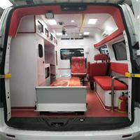 福州专业救护车出租