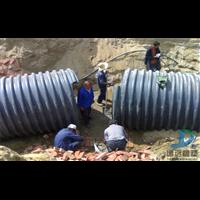 孟津钢带波纹管价格 耐磨钢带管厂家