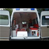 北京救护车护送