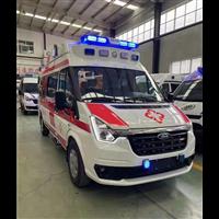 北京救护车出院