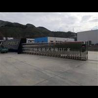 甘肃小区专用电动伸缩门安特达厂家提供