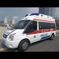 东营救护车出租