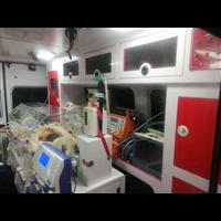 跨省长途救护车接送