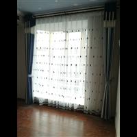 北京鸿运窗帘定做展会卷帘大厦窗帘会议室遮光窗帘公寓布艺窗帘