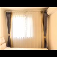北京学校喷绘窗帘遮阳帘公寓布艺窗帘餐厅纱帘宿舍窗帘定做