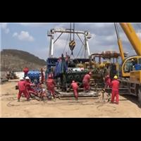 陕西油气田钻井