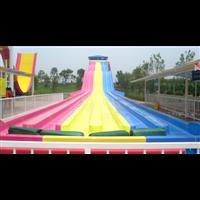 水上乐园设备彩虹滑梯