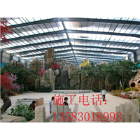 假山瀑布_北京假山瀑布施工哪家好?
